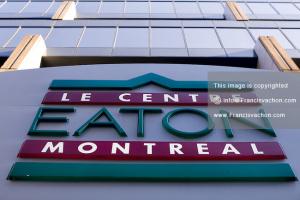 Le Centre Eaton, Eaton Centre