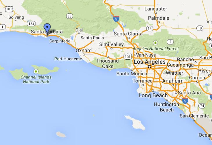 Central California 2 Usa And Canada